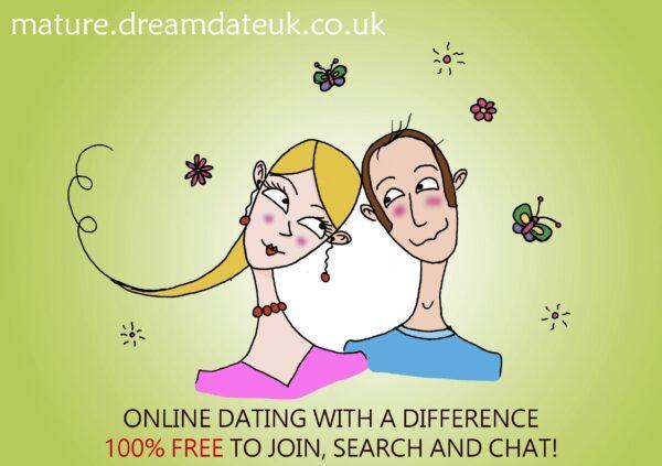 DDUK mature dating UK